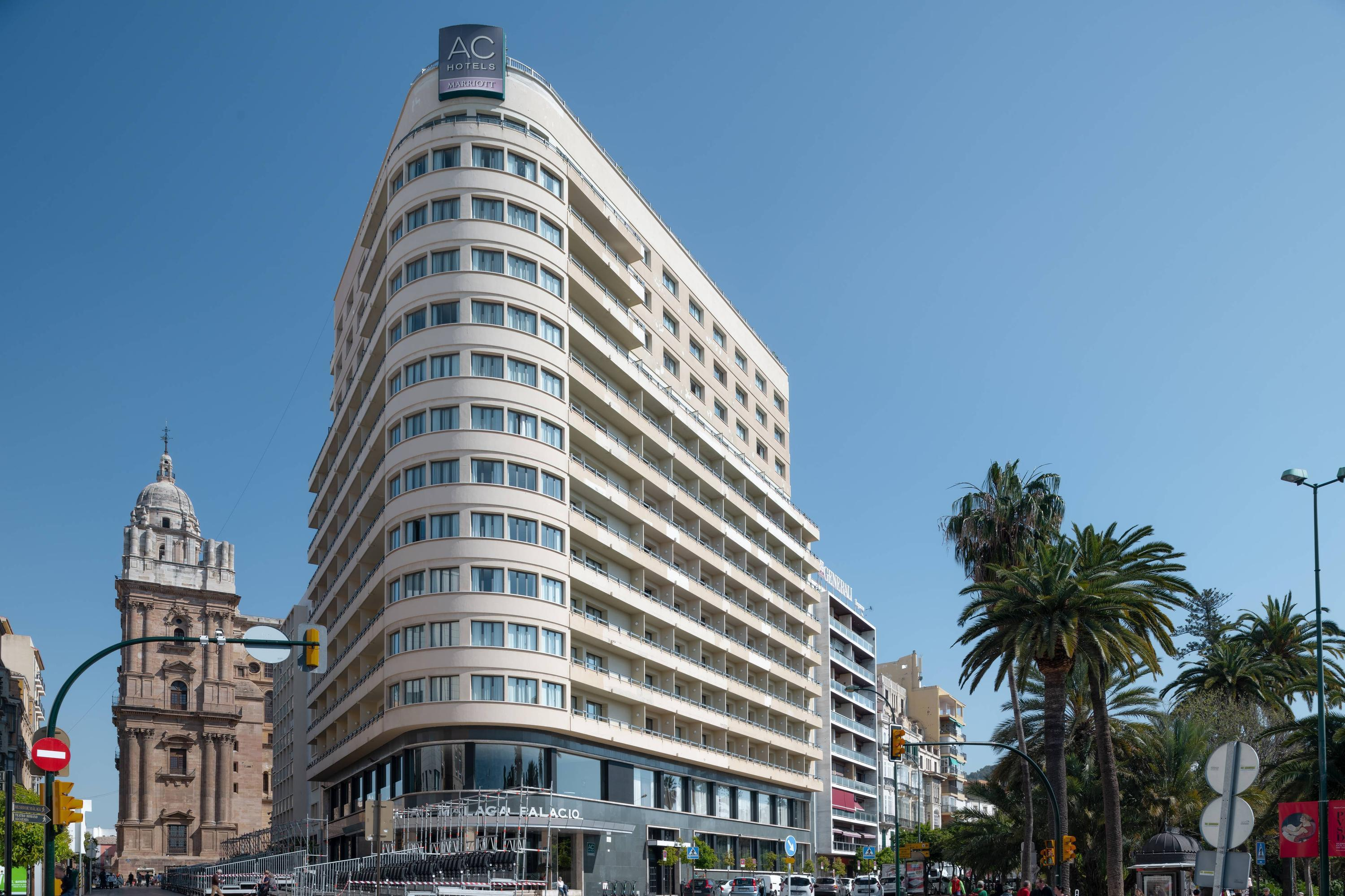 AC Hotel Málaga Palacio by Marriott
